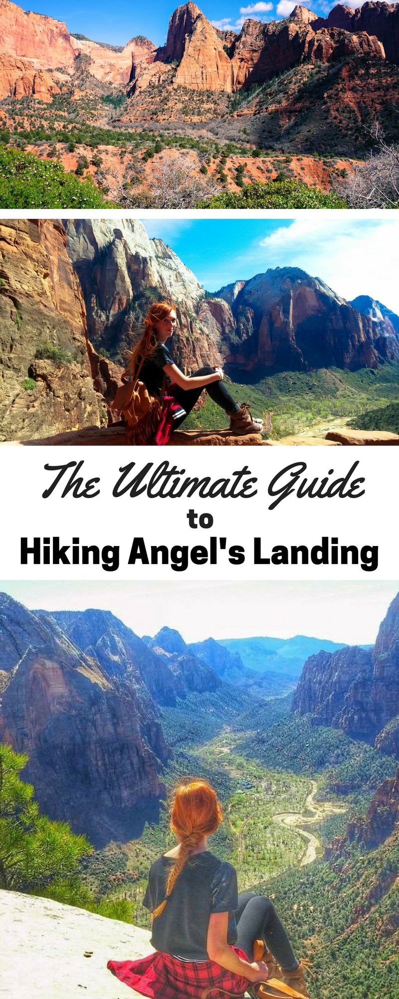 The Ultimate Guide to Hiking Angel's Landing