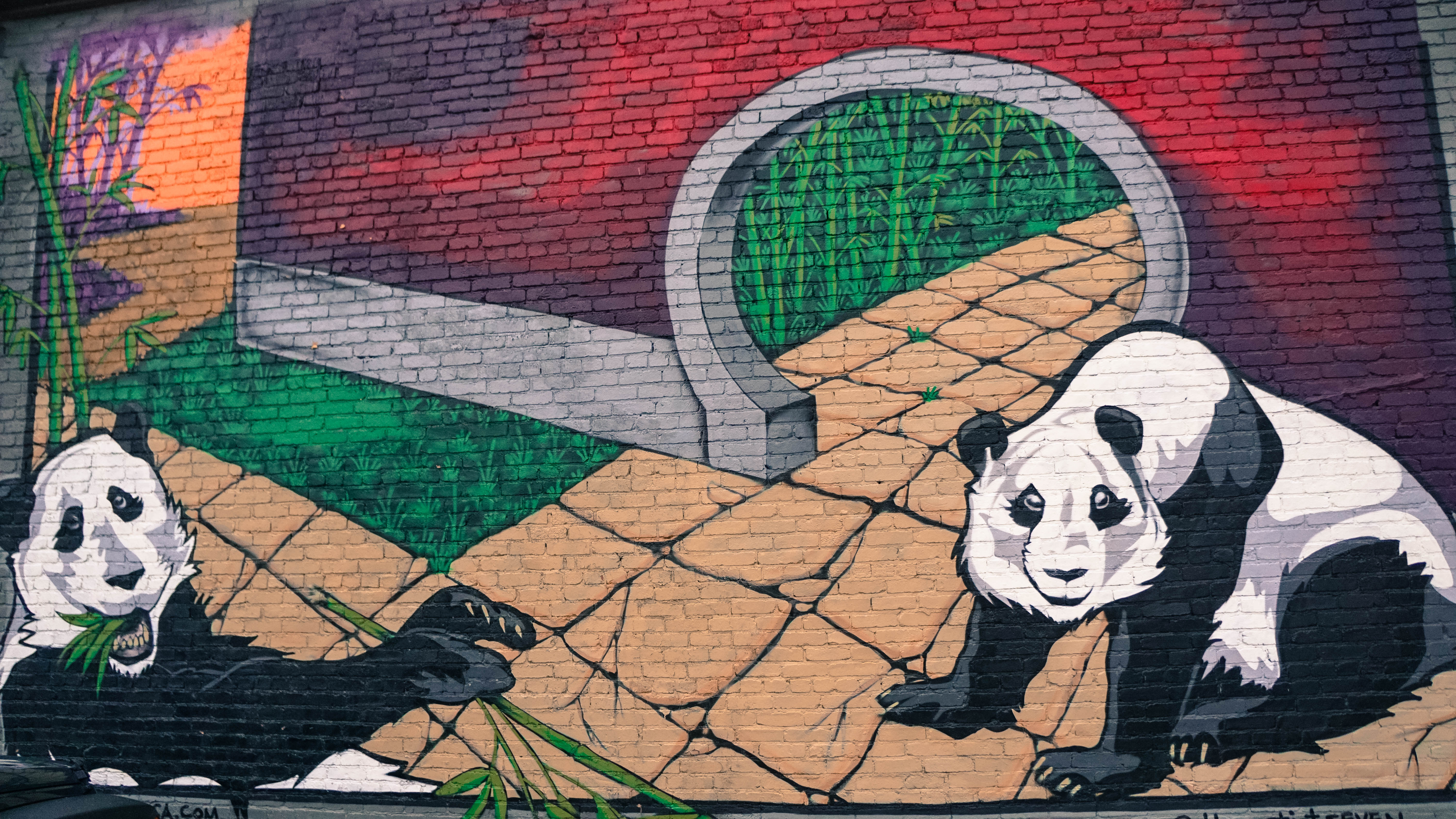 Top 20 things to do in chattanooga tennessee globetrotting ginger panda mural chattanooga amipublicfo Image collections