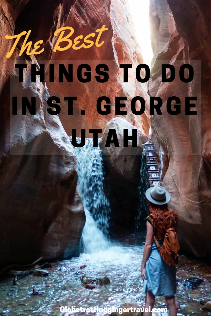 The Best Things to do in St. George, Utah