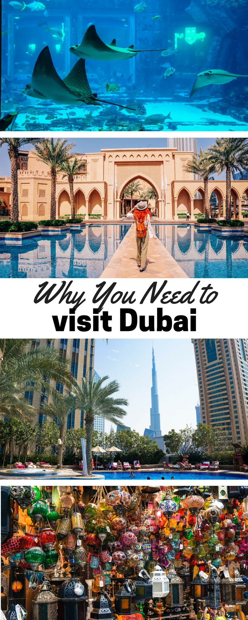 Why You need to visit Dubai