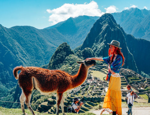 How to Travel to Machu Picchu for Free with Grabr