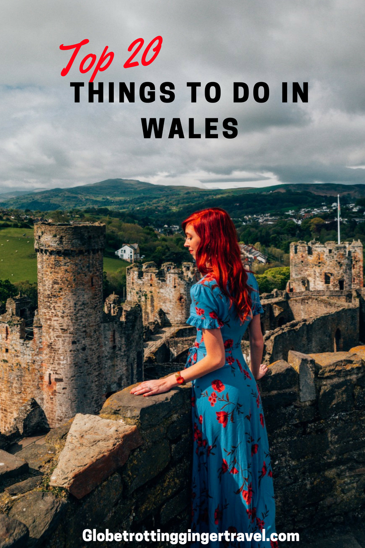 top 20 things to do in wales - globetrotting ginger