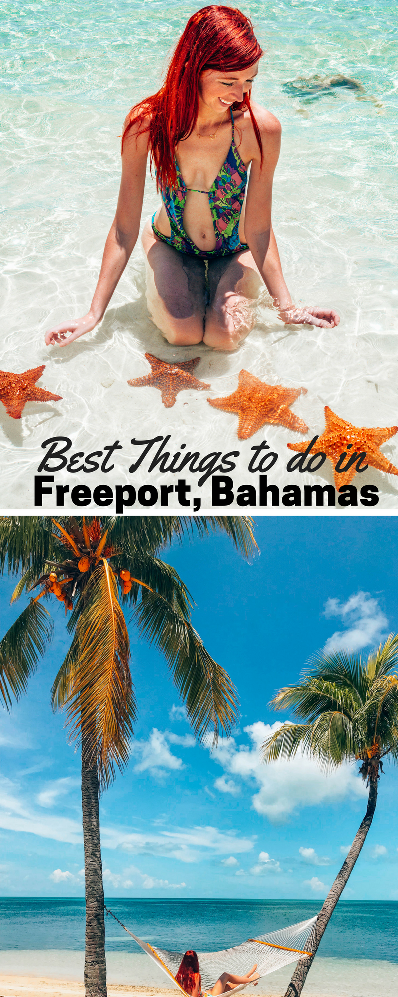 The Perfect Freeport Bahamas Itinerary Globetrotting Ginger